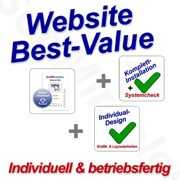 Webseiten-CMS PREMIUM V2.0 - Best-Value Komplettlösung
